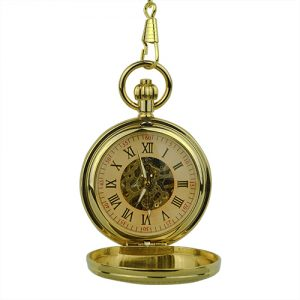 Vintage Car Pocket Watch